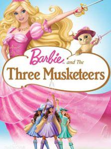 芭比公主三剑客系列 英文版全集 动画片芭比公主三剑客系列 英文版在
